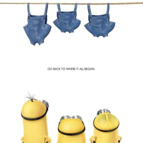 Minions is listed (or ranked) 20 on the list The Worst Movies That Have Grossed Over $1 Billion