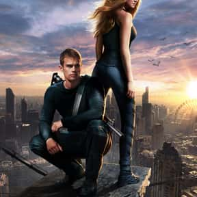 Divergent is listed (or ranked) 12 on the list The Best Film Adaptations of Young Adult Novels