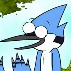 Mordecai is listed (or ranked) 18 on the list Cartoon Characters You Wish You Had a Secret Handshake With