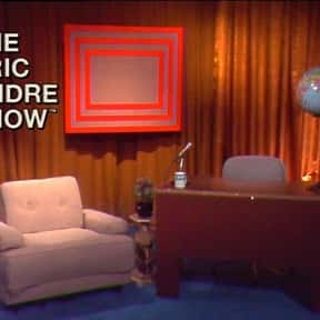 The Eric Andre Show is listed (or ranked) 4 on the list Great TV Shows That Are Totally Surreal And Bizarre