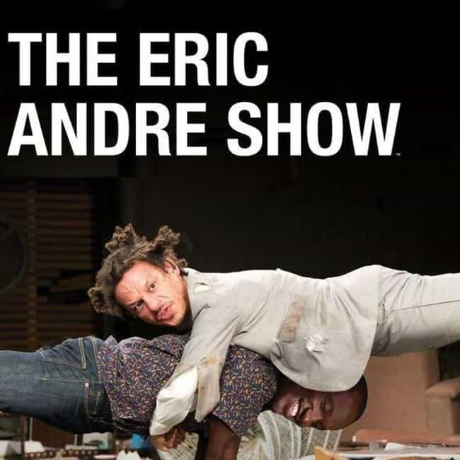 The Eric Andre Show is listed (or ranked) 4 on the list What to Watch If You Love Rick and Morty