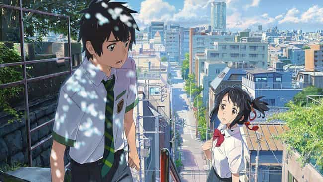 Your Name is listed (or ranked) 4 on the list 15 Times Anime Should Have Won The Oscar For 'Best Animated Feature'