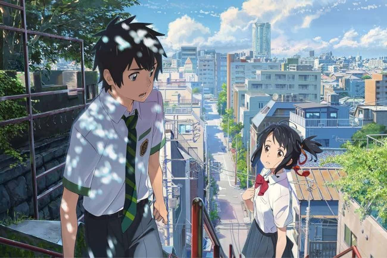 Your Name is listed (or ranked) 1 on the list The 15 Best Anime To Watch On Valentine's Day