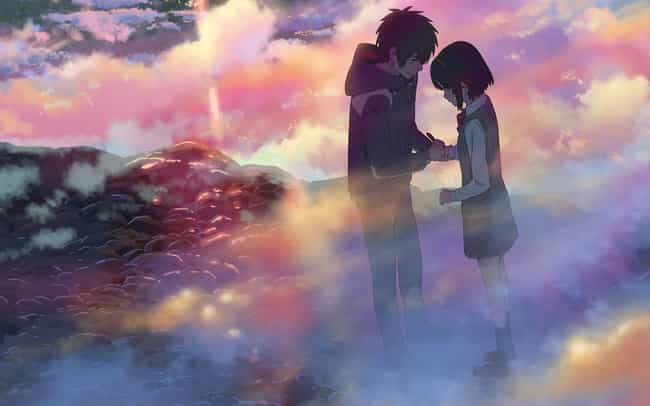 Your Name is listed (or ranked) 2 on the list The Best Anime Like Orange