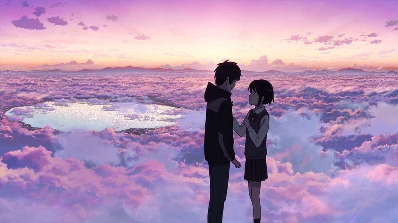 Your Name is listed (or ranked) 4 on the list The 16 Best Supernatural Romance Anime