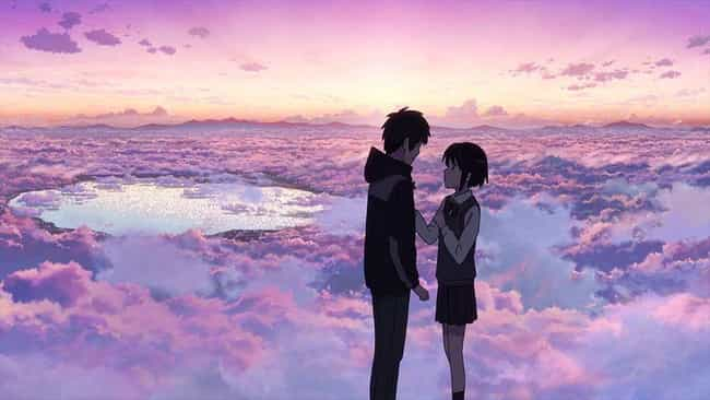 Your Name is listed (or ranked) 5 on the list The 13 Best Supernatural Romance Anime