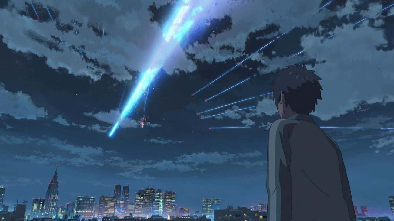 Your Name is listed (or ranked) 3 on the list The 13 Best Anime Like ERASED