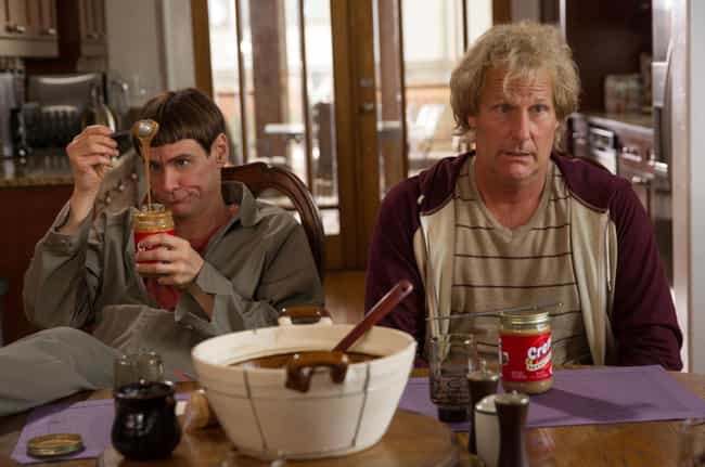 Dumb and Dumber To is listed (or ranked) 2 on the list Sequels That Completely Undercut Famous Characters