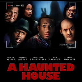 A Haunted House is listed (or ranked) 14 on the list The Best Comedy Movies of 2013