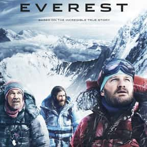 Everest is listed (or ranked) 8 on the list The Best Films About Climbing