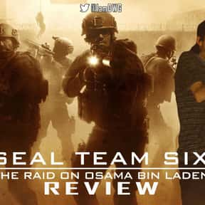 SEAL Team Six: the Raid On Osa is listed (or ranked) 9 on the list The Best Movies About Navy Seals