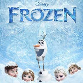 Frozen is listed (or ranked) 9 on the list The Best Movies for Toddlers