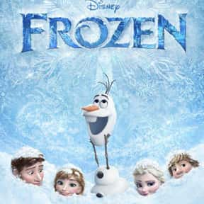 Frozen is listed (or ranked) 13 on the list Disney Movies with the Best Soundtracks, Ranked