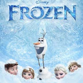 Frozen is listed (or ranked) 12 on the list Good Movies for 4-Year-Olds