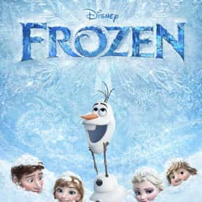 Frozen is listed (or ranked) 13 on the list The Best Princess Movies
