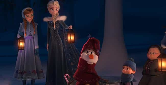 Frozen is listed (or ranked) 6 on the list Kids' Movies That Proved Surprisingly Controversial
