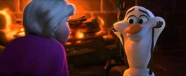 'Frozen': Why Doesn't Olaf's A is listed (or ranked) 1 on the list Unanswered Questions From Disney Movies