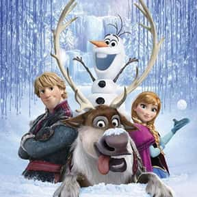 Frozen is listed (or ranked) 25 on the list The Best Intelligent Animated Movies of All Time