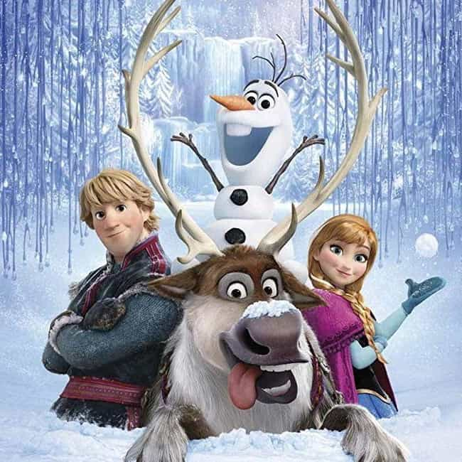 Frozen is listed (or ranked) 3 on the list The Most Quotable Movies Of The 2010s