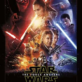 Star Wars: The Force Awakens is listed (or ranked) 4 on the list The Highest-Grossing PG-13 Rated Movies Of All Time