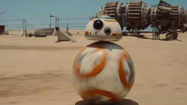 Star Wars: The Force Awa... is listed (or ranked) 2 on the list The Best Practical Effects In Movies Of The 2010s