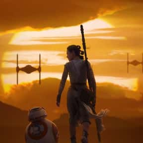 Star Wars: The Force Awakens is listed (or ranked) 4 on the list The Best Disney Science Fiction Movies Of All Time