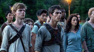 Aries: The Maze Runner is listed (or ranked) 1 on the list Which Post-Apocalyptic World Would You Survive Based On Your Zodiac Sign?