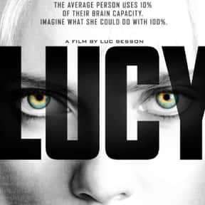 Lucy is listed (or ranked) 3 on the list The Best Scarlett Johansson Movies