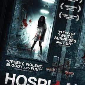 The Hospital is listed (or ranked) 23 on the list The Best Horror Movies About Evil Doctors and Surgeons