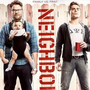 Neighbors is listed (or ranked) 8 on the list The Best Seth Rogen Movies