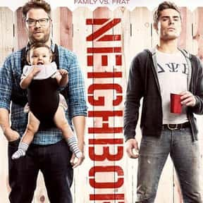 Neighbors is listed (or ranked) 18 on the list The Greatest Party Movies Ever Made