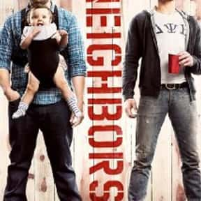 Neighbors is listed (or ranked) 12 on the list The Funniest Movies About College