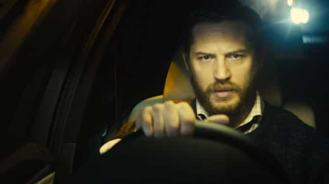 Locke is listed (or ranked) 8 on the list The Best Movies with Only One Actor
