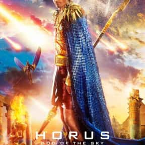 Gods of Egypt is listed (or ranked) 14 on the list Best Chadwick Boseman Movies