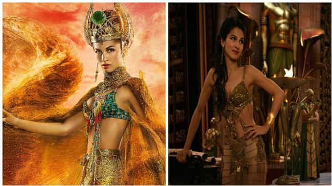 Gods of Egypt is listed (or ranked) 4 on the list 20 Movie Posters That Ridiculously Photoshop Actresses