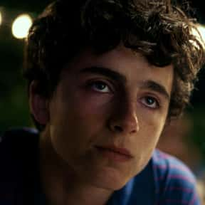 Timothée Chalamet is listed (or ranked) 2 on the list 2018 Golden Globe Nominees For Best Leading Actor