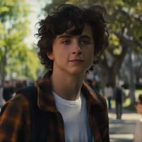 Timothée Chalamet is listed (or ranked) 14 on the list Which People And Films Will Win Oscars In 2019?