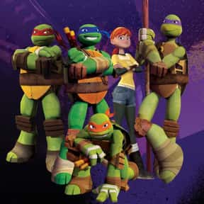 Teenage Mutant Ninja Turtles is listed (or ranked) 25 on the list The Best Nickelodeon Cartoons of All Time