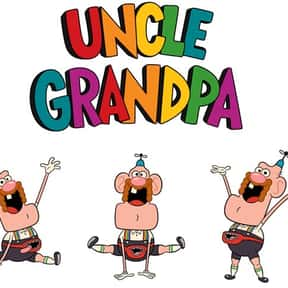 Uncle Grandpa is listed (or ranked) 6 on the list The Most Annoying Kids Shows of All Time