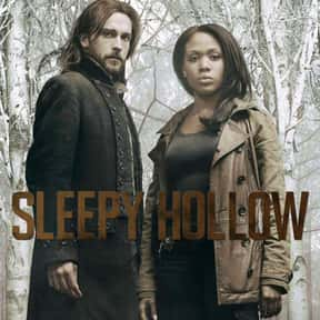 Sleepy Hollow is listed (or ranked) 20 on the list The Best Fantasy Drama Series