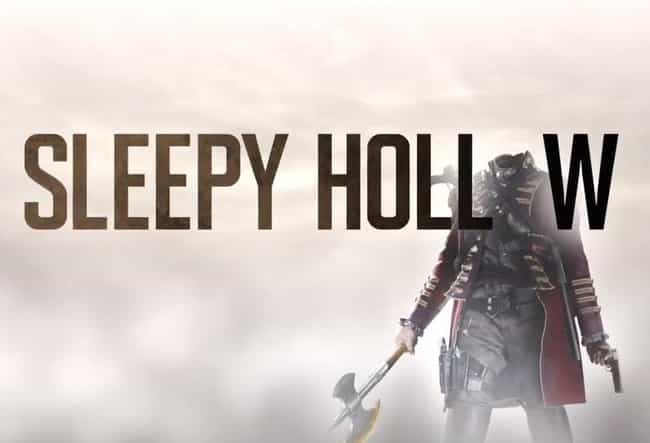 Sleepy Hollow is listed (or ranked) 4 on the list What to Watch If You Love 'Supernatural'