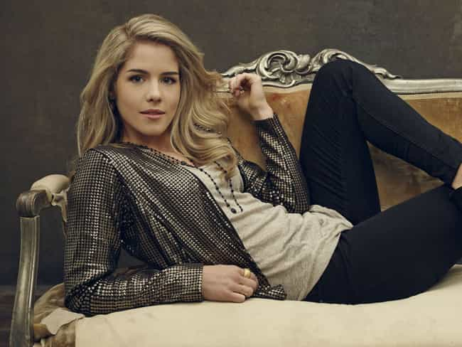 Emily Bett Rickards is listed (or ranked) 2 on the list The Hottest Girls From The CW Network