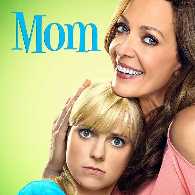 Mom is listed (or ranked) 3 on the list The Best Movies & TV Shows About Alcohol Addiction
