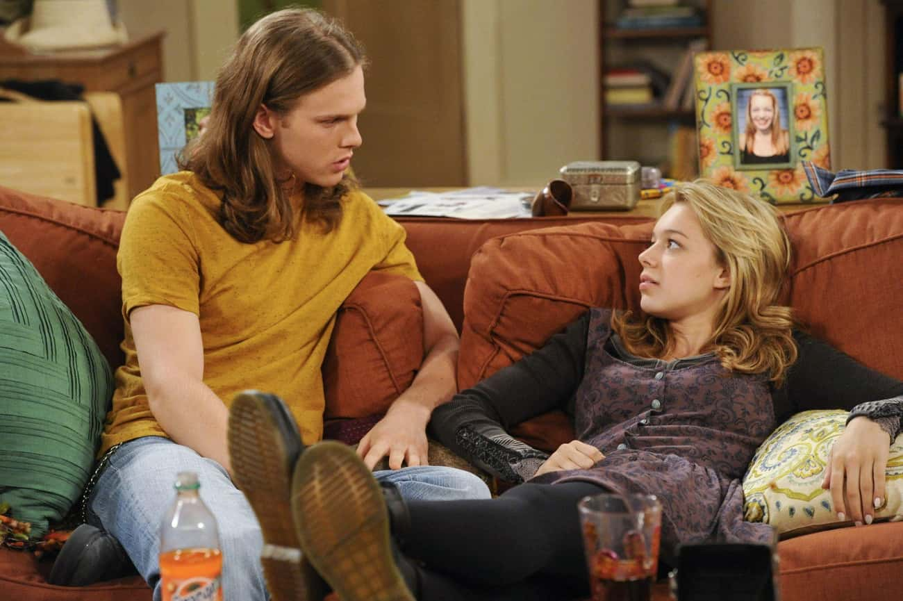 Mom is listed (or ranked) 4 on the list The Best Pregnancy Storylines on TV