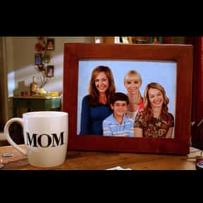 Mom is listed (or ranked) 4 on the list The Best Current Shows You Can Watch With Your Mom
