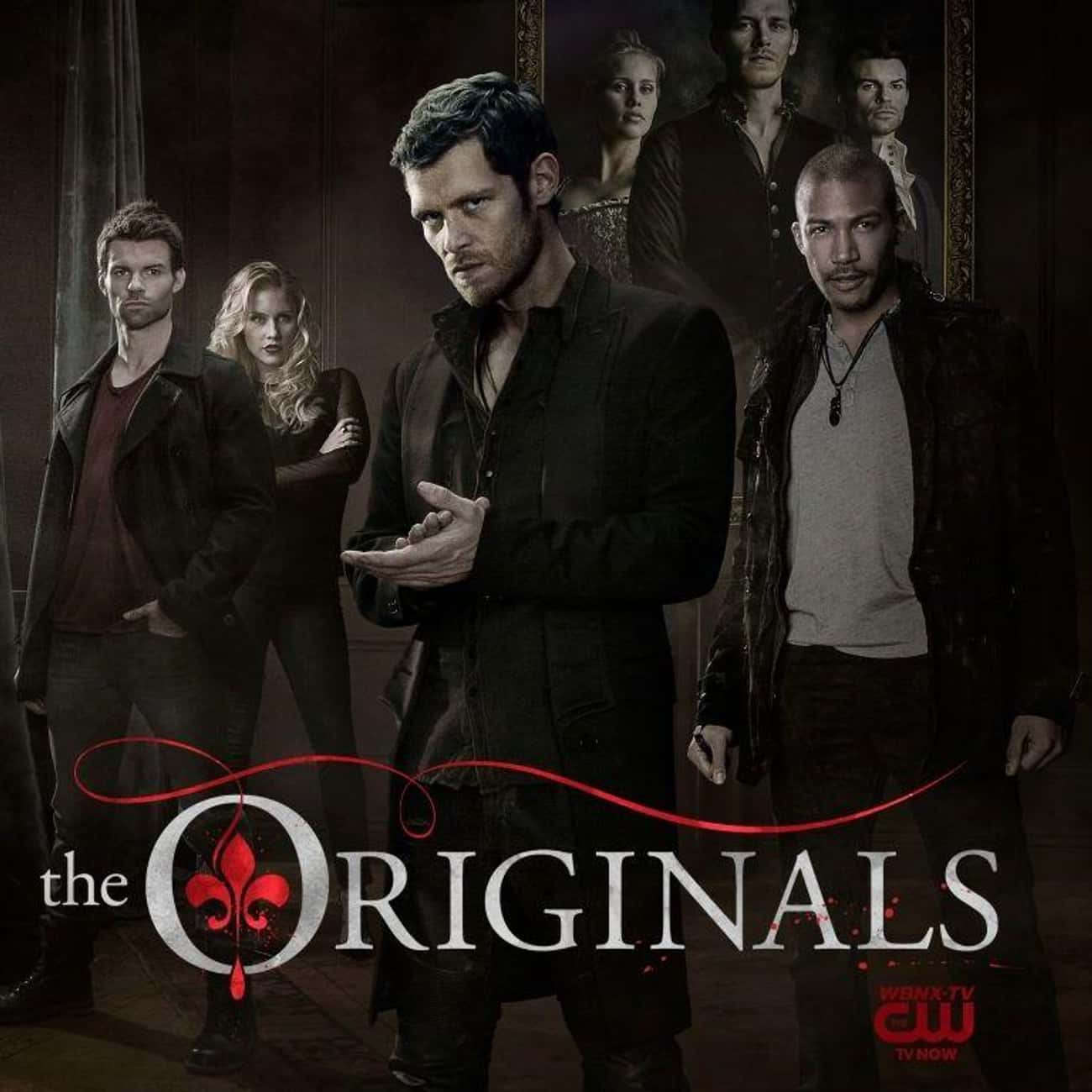 The Originals is listed (or ranked) 4 on the list All The CW Shows On Netflix