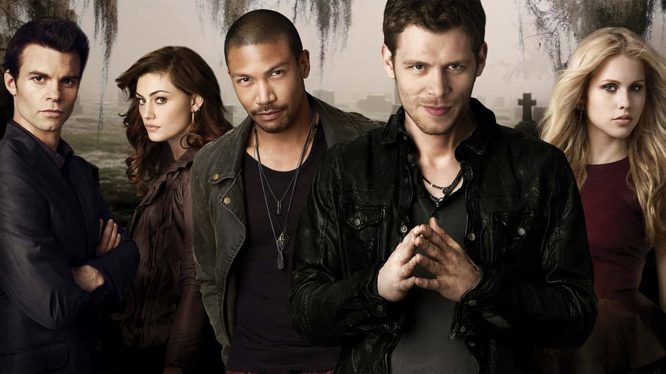 The Originals is listed (or ranked) 4 on the list TV Shows with the Hottest Casts