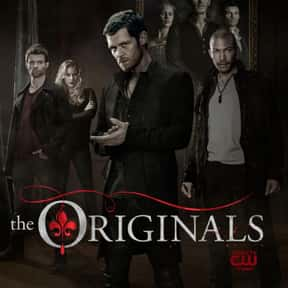 The Originals is listed (or ranked) 12 on the list The Creepiest Shows on TV Right Now