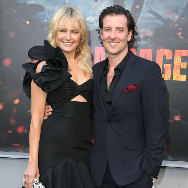 Jack Donnelly is listed (or ranked) 1 on the list Malin Akerman Loves and Hookups