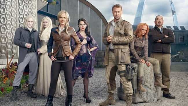Defiance is listed (or ranked) 4 on the list The Most Underrated Sci-Fi TV Shows Of The 2010s